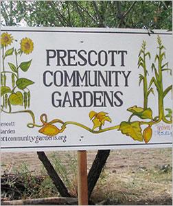 Prescott Community Gardens