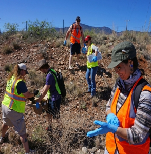 Cottonwood-Clarkdale Clean Up Project
